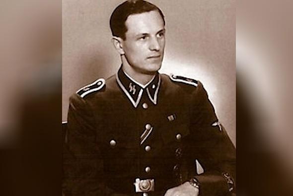 Rochus Misch, lijfwacht van Adolf Hitler