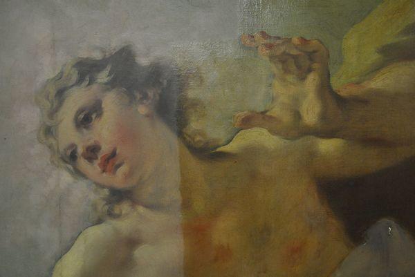 Vernisafname Pellegrini (Mauritshuis-Ivo Hoekstra)