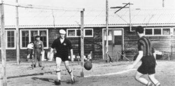 'Oorlog is voetbal' – Voetbal in de Tweede Wereldoorlog