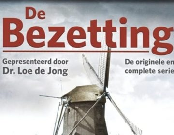 'De Bezetting' – dvd-box, 23 uur film