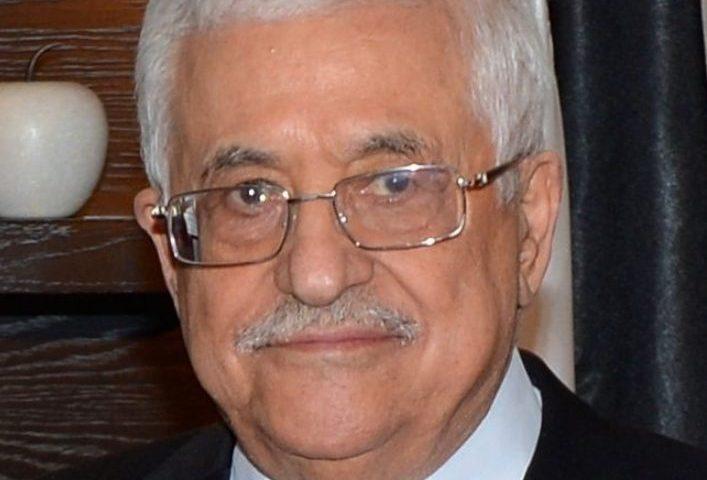 Mahmoud Abbas in 2014 (Publiek Domein - wiki)