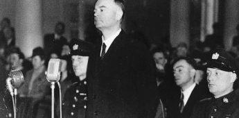 Anton Mussert (1894-1946) – Leider van de NSB