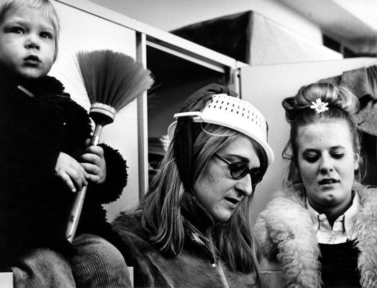 Dolle Mina, 1970 (CC Spaarnestad)