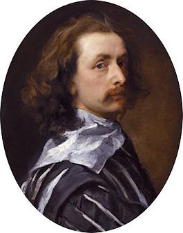Het portret van Anthony van Dyck
