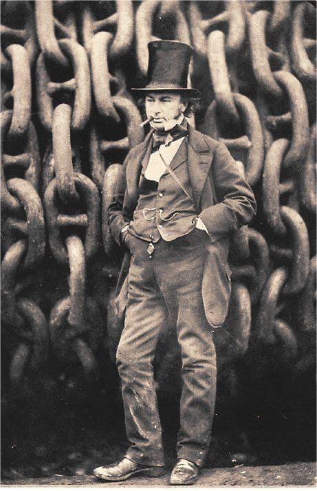 Ingenieur Isambard Kingdom Brunel