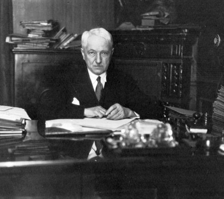 Jules Rimet in 1933