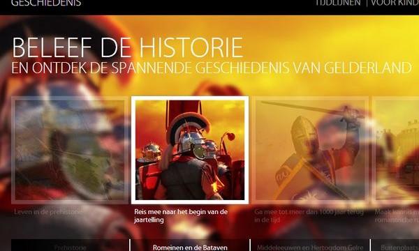 Spannende Geschiedenis van Gelderland