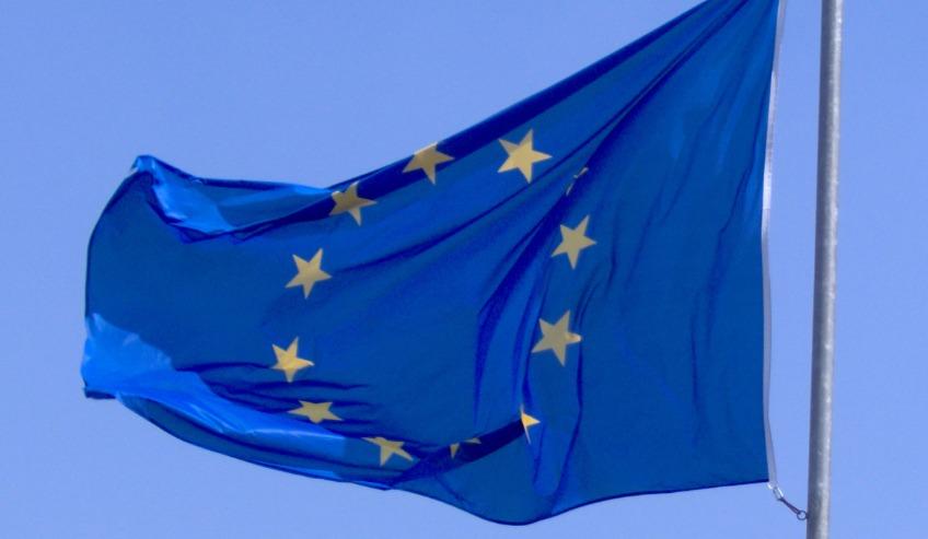 Vlag van de Europese Unie - cc