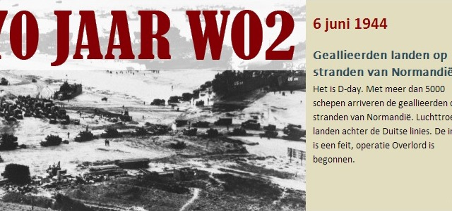 70 jaar WO2 (NIOD)