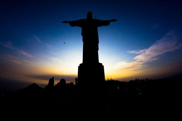 Christus de Verlosser, Rio de Janeiro (cc by 3.0)
