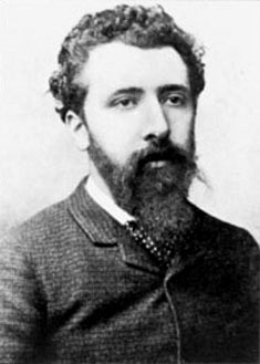 Georges Seurat in 1888