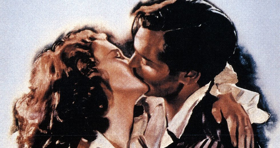Gone With The Wind - poster (cc)