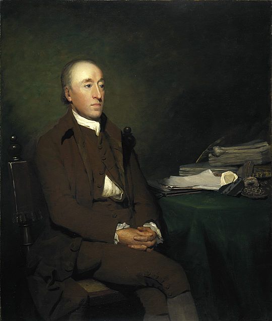 James Hutton (Sir Henry Raeburn)