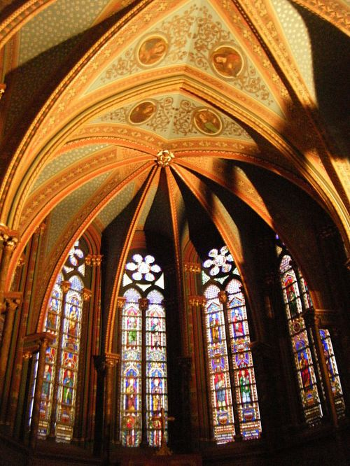 Kapellekerk in Brussel - cc Mirej
