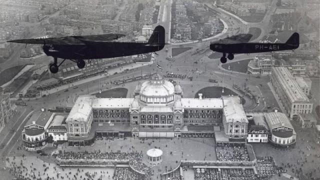 Kurhaus rond 1935 (Nationaal Archief)