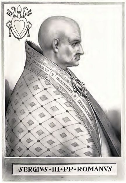 Paus Sergius III
