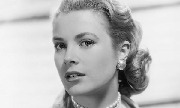 Publiciteitsfoto van Grace Kelly uit 1954