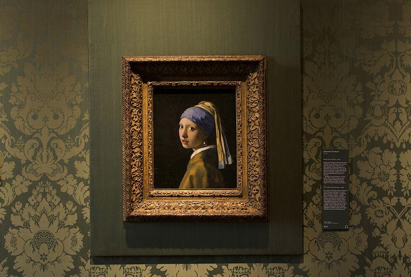 'Meisje met de parel' van Vermeer, terug in Den Haag (Ivo Hoekstra / Mauritshuis)