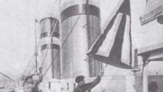 Om de geallieerden te tonen dat de goederen aan boord niet voor Duitsland bestemd was moesten rederijen die een overeenkomst met de NOT aangingen een zogenaamde 'NOT-kegel' hijsen.
