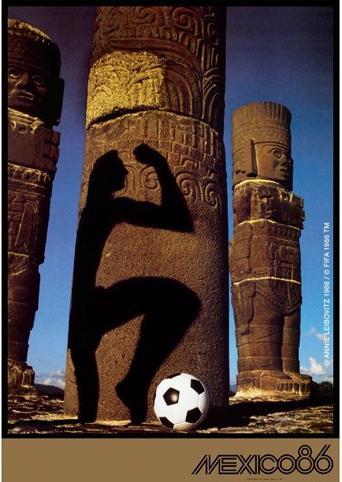 WK Voetbal van 1986 in Mexico