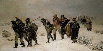 Met Napoleon naar Moskou (en weer terug)