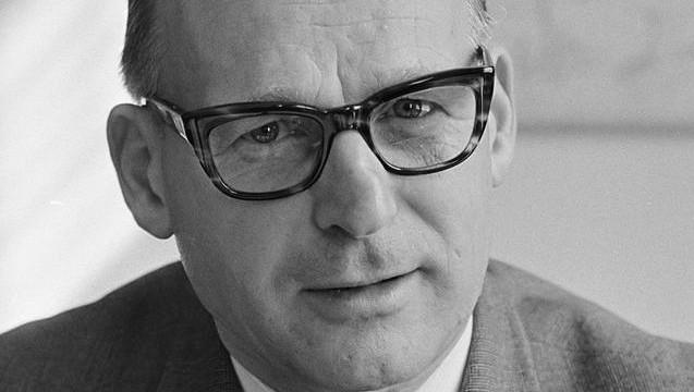 Harry Verheij in 1966 - cc Nationaal Archief
