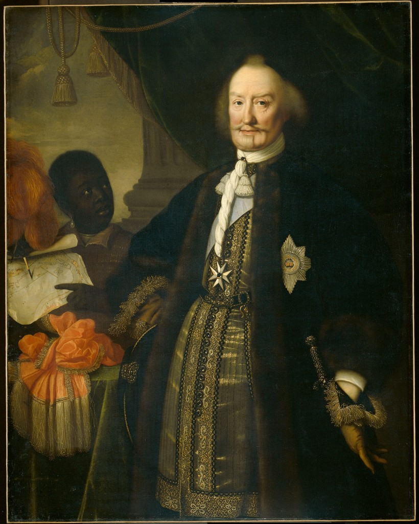 Johan Maurits van Nassau – Geschilderd door Pieter Nason, 1675