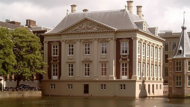 Mauritshuis in Den Haag (cc - Michielverbeek)