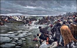 Slag aan de Berezina, 1812