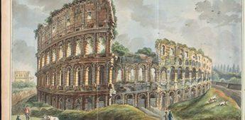 Het Colosseum in Rome – Flavisch Amfitheater