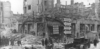 Oorlog ging gruwelijk door na 1945