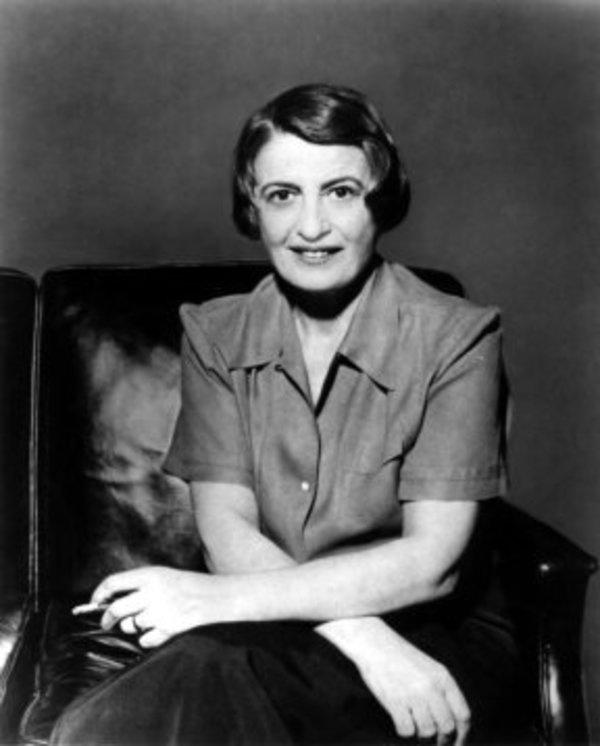 Ayn Rand (1905-1982)