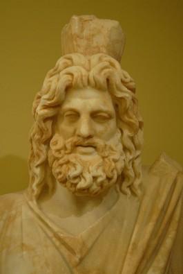 Beeld van Zeus (Heraklion Museum - cc)