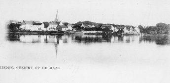 Een klein Nederlands dorp aan de rand van de Groote Oorlog