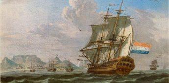 Ziek op zee bij de VOC
