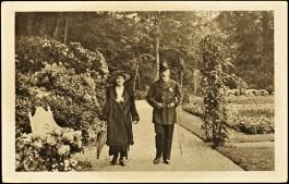 Wilhelm II bij Huis Doorn (fotocollectie Huis Doorn)