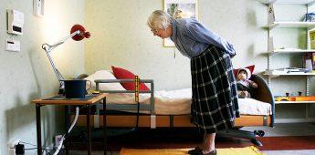 'Ouderenzorg werd mensen bijna opgedrongen'