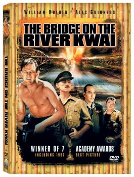 """""""The Brigde on the River Kwai"""" uit 1957"""