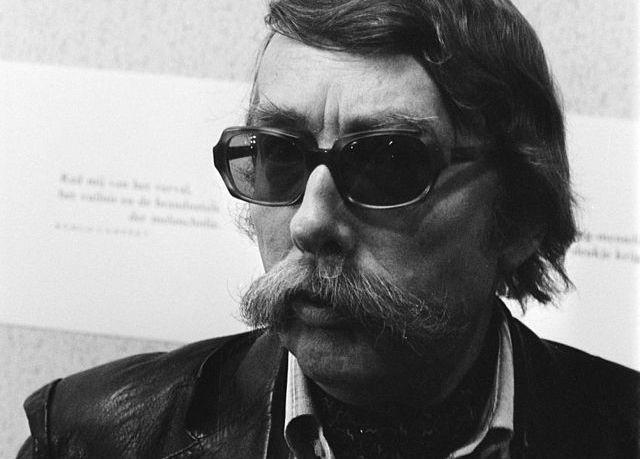 Dichter Gerrit Kouwenaar 91 Overleden Historiek