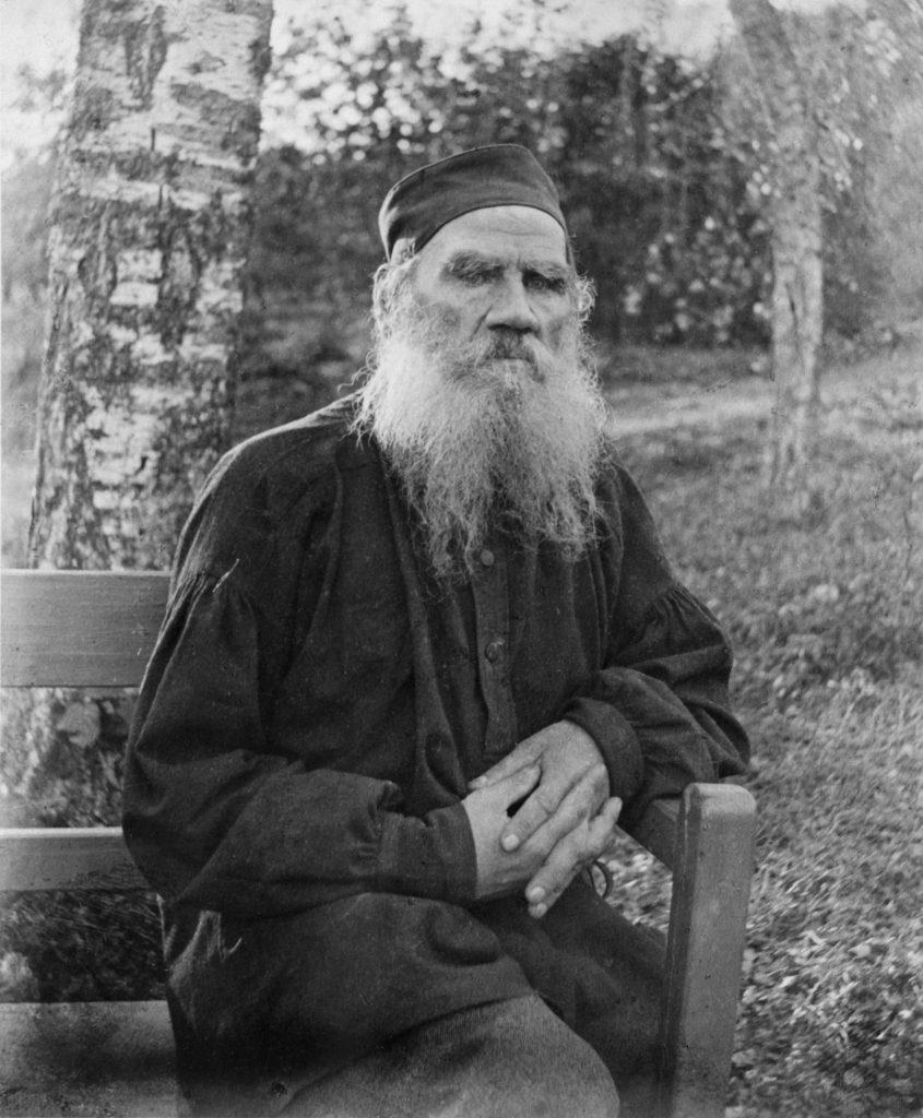 Leo Tolstoj in 1897