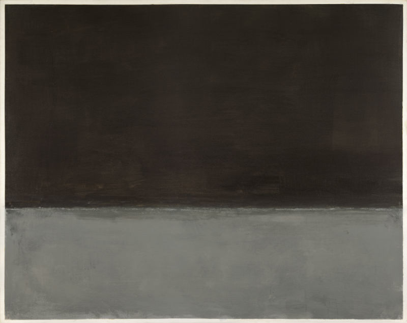 Mark Rothko Untitled1969. National Gallery Washington