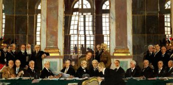Het verdrag van Versailles en de Duitse herstelbetalingen