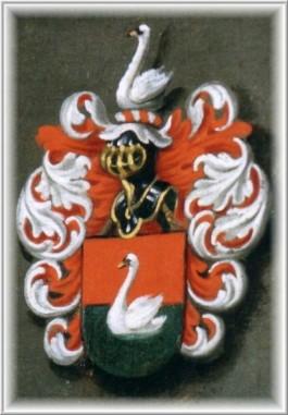Wapenschild van Lanchals (kasteelvanolsene.be)