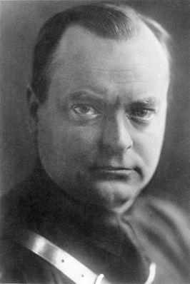 Anton Mussert, ca. 1936