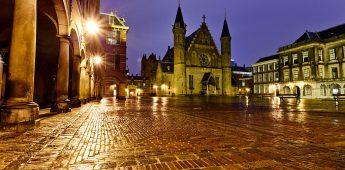 Het Binnenhof is nooit lang met rust gelaten