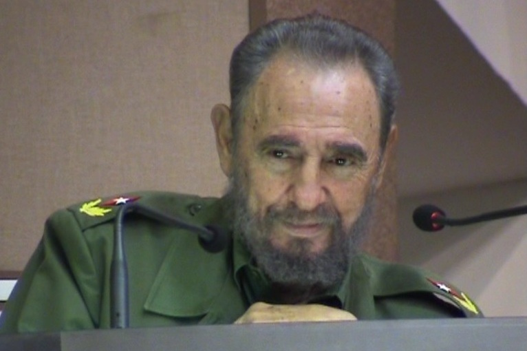 Fidel Castro - cc