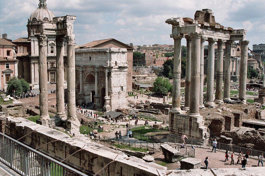 Forum Romanum - cc