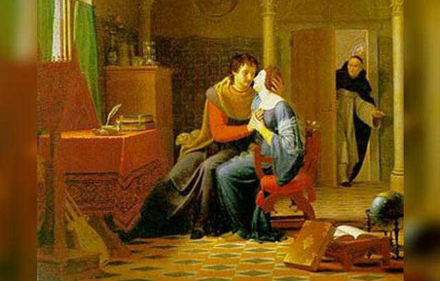 Héloïse en Abélard