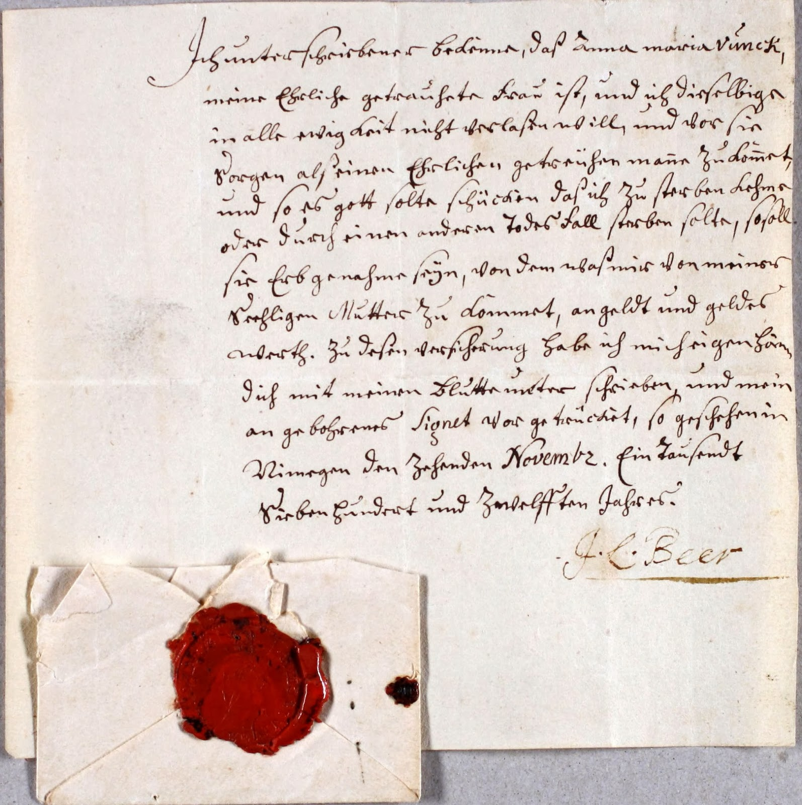 """""""...Eijgenhandig met mijn bloed ondergeschreven"""" - Regionaal Archief Nijmegen"""