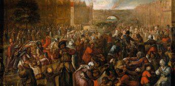 Het Leidens Ontzet (1574) – Hutspot, haring en wittebrood